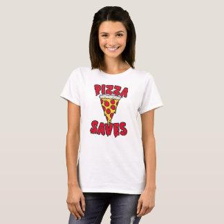Pizza rettet T-Shirt