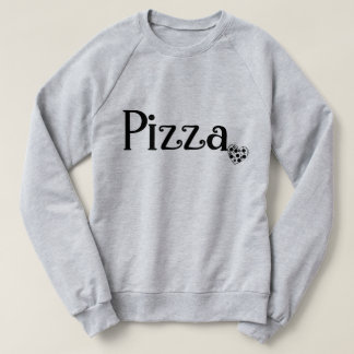 Pizza-Sweatshirt Sweatshirt
