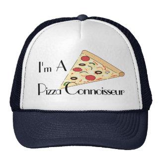 Pizzaliebhaberhut Truckerkappe