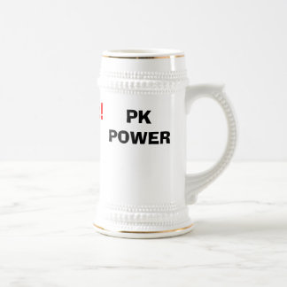 PK-POWER, Josh u. Jeff, lovin es! , GRILLEN PK Bierglas