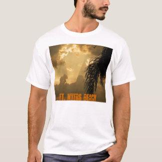 Plage de Fort Myers T-shirt