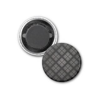 Plaid gris aimants