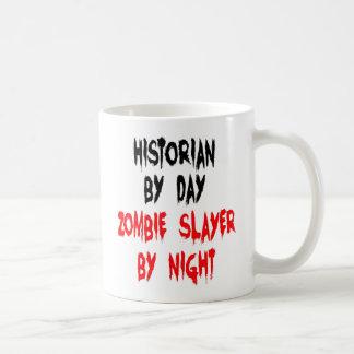 Plaisanterie de zombi d'historien mug