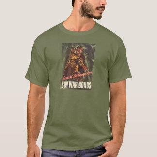plakat bemannt T-Shirt