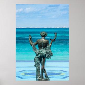 Plakat - Cancun, Mexiko