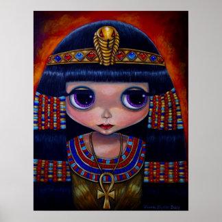 Plakat Kleopatra Blythe