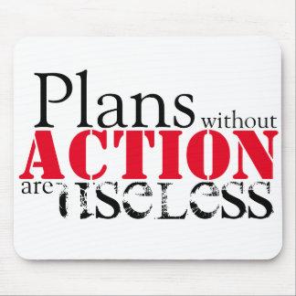 Plan-Aktion Mousepad
