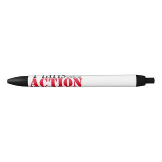 Plan-Aktions-Stift Kugelschreiber
