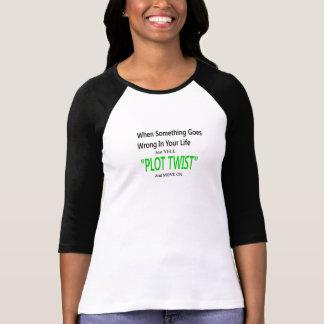 Plan-Drehung T-Shirt