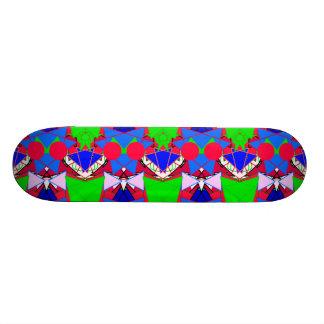 planche à roulettes de Cirque-temps Skateboards Personnalisables