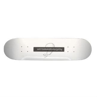 Planche à roulettes de divertissement de poire skateboard 19,7 cm