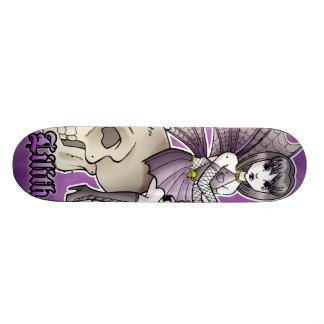 Planche à roulettes de fée de Goth Plateaux De Skate