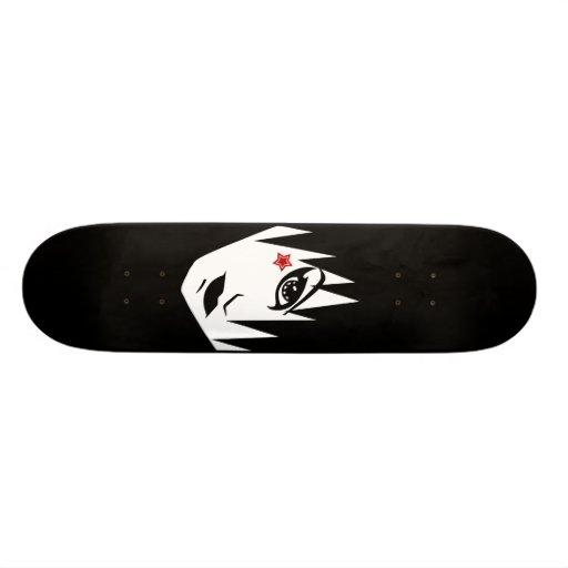 Planche à roulettes de poussin d'Emo Skateboard 19,7 Cm