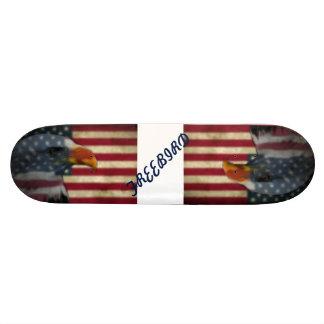 Planche à roulettes d'Eagle d'Américain Skateboard