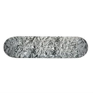 Planche à roulettes d'effet de granit skateboards customisés