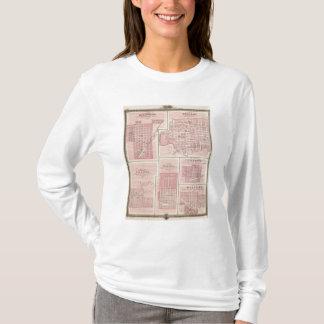 Pläne von Glenwood, Denison, Hastings T-Shirt