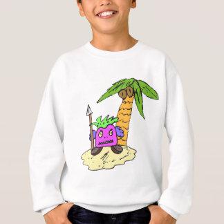 Planet der Trauben Sweatshirt
