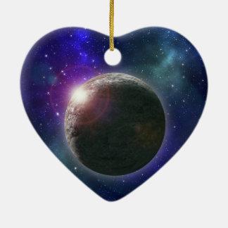 Planet von Träumen, Keramik Ornament