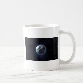 Planeten-Erde Kaffeetasse