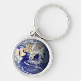 Planeten-Erdec$reißverschluss-zug u. Schlüsselanhänger