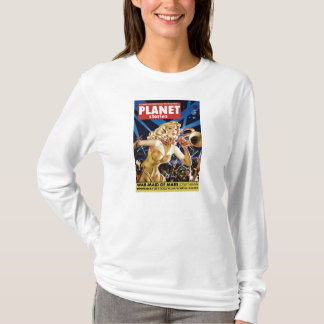 Planeten-Geschichten - Warmaid des Mars-T - Shirt