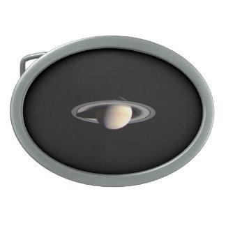 Planeten-Saturn-Gürtelschnalle Ovale Gürtelschnallen