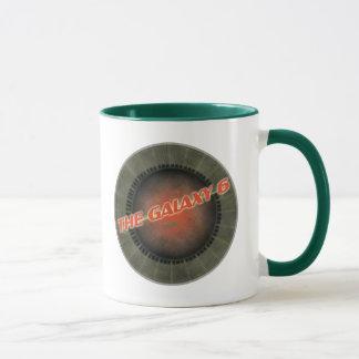 Planeten-Tasse Tasse