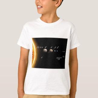 Planeten und zwergartige Planeten T-Shirt