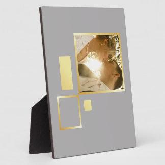 Plaque Photo modèle photo fait sur commande de mariage,