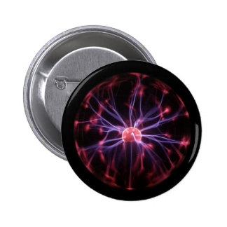 Plasma-Ball Runder Button 5,7 Cm