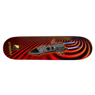 "Plate-forme 062 de Scolletta ""RetroBurner"" Plateau De Skate"