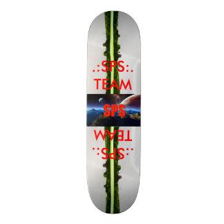 plate-forme de pays d'équipe de SPS Skateboards Customisés