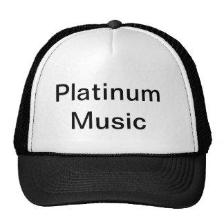 Platin-Musik Cap