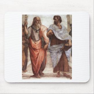 Plato und Aristoteles Mauspads
