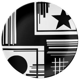 PLATTE - SCHWARZWEISS-SAMMLUNG TELLER
