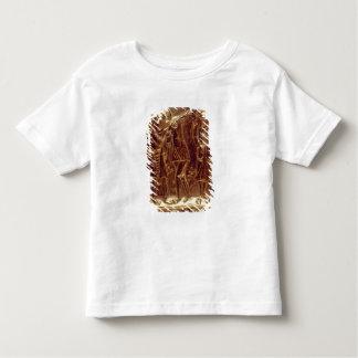 Platte von einem Reliquary Kleinkinder T-shirt