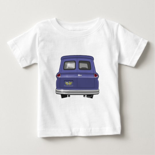 Platten-LKW 1963 GMCs Chevy Baby T-shirt