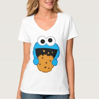 Plätzchen-Gesicht T-Shirt