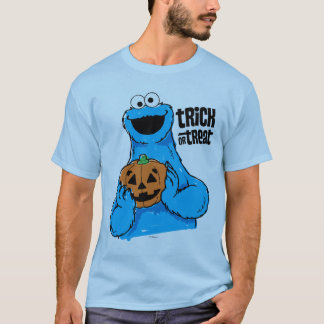 Plätzchen-Monster - Trick oder Leckerei T-Shirt