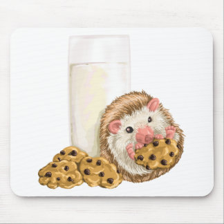 Plätzchen-Schwein Mousepad