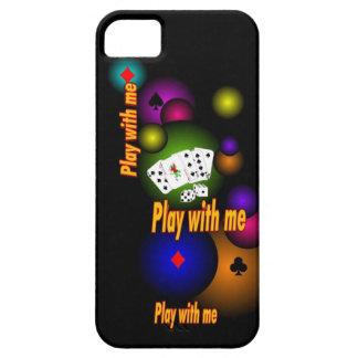 Play with me iPhone 5 schutzhüllen