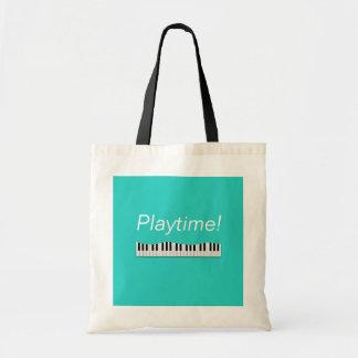 Playtime! Klavier-Taschen-Tasche Tragetasche