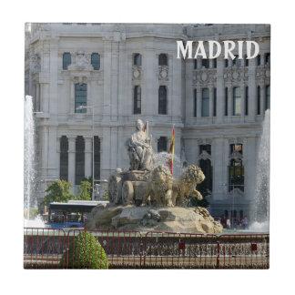 Plaza de Cibeles, Madrid-Fliese Keramikfliese