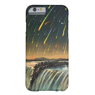 Pleuvoir le feu au-dessus des automnes de l'eau coque iPhone 6 barely there