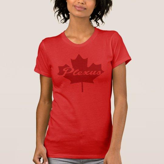 Plexus Kanada T-Shirt