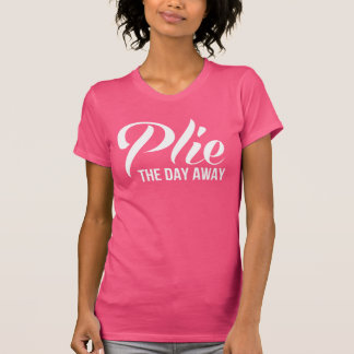 Plie der Tag entfernt T-Shirt