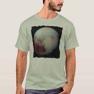 Pluto - der größte zwergartige Planeten-T - Shirt