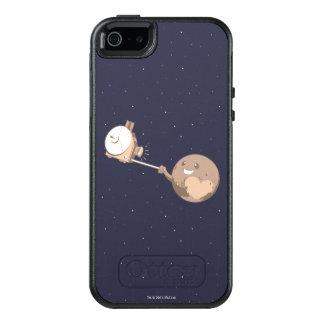 Pluto Selfie OtterBox iPhone 5/5s/SE Hülle