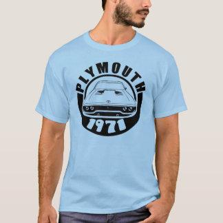 Plymouthroadrunner-Satelliten-Shirt 1971 T-Shirt