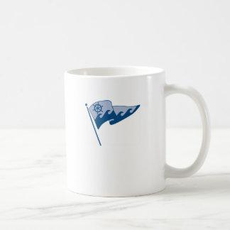 PMYC Schale mit Gummiduckie u. Burgee Kaffeetasse